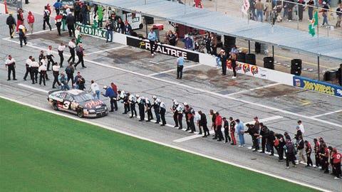 1. Dale Earnhardt, Daytona, 1998