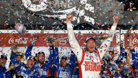 10. Dale Earnhardt Jr., Daytona, 2014