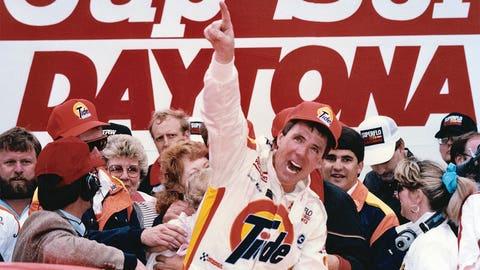 8. Darrell Waltrip, Daytona, 1989