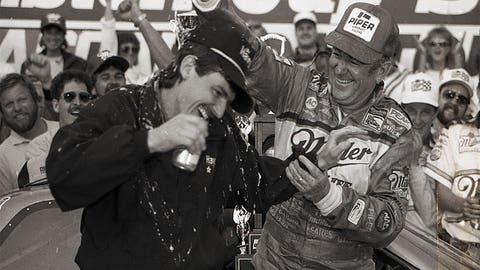 14. Bobby and Davey Allison, Daytona, 1988
