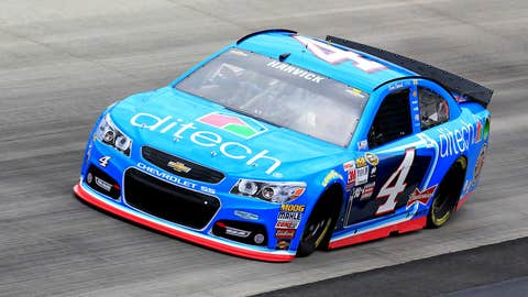 True colors: Stewart-Haas Racing's many 2015 paint schemes