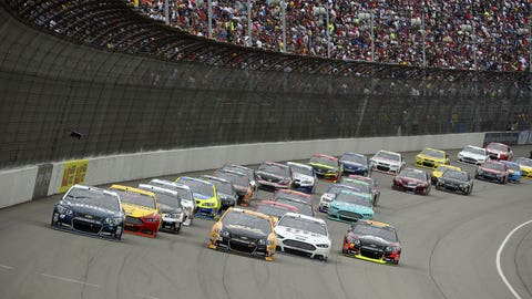 5 contenders to win at Michigan