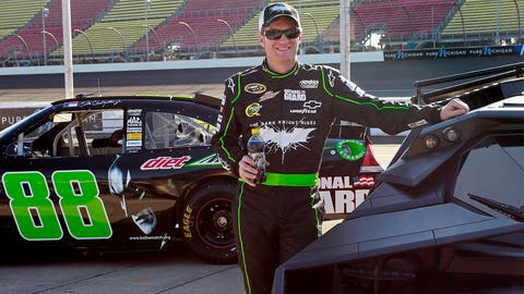 Dale Earnhardt Jr.: The Dark Knight Rises