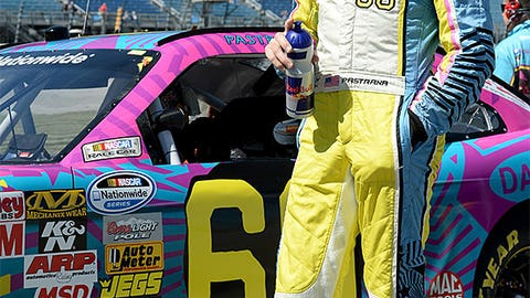 Travis Pastrana: Just being himself