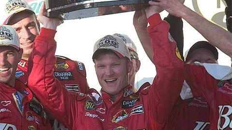 First Daytona 500 win - 2004