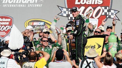 2012 win at Michigan