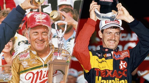 Bobby and Davey Allison, 103 victories