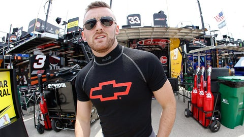 Austin Dillon got a new crew chief