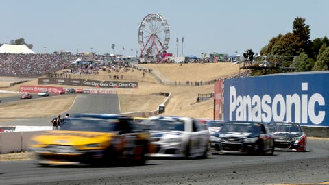 5 contenders to win at Sonoma