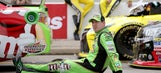 How steep of a hill must Kyle Busch climb to make the Chase?
