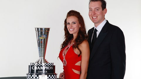 Champion wife: Get to know Kyle Busch's lovely bride, Samantha