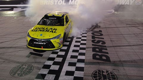 Matt Kenseth ends 51-race winless streak