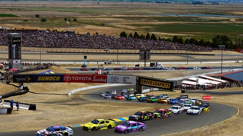 10 things we learned: Breaking down the weekend at Sonoma Raceway