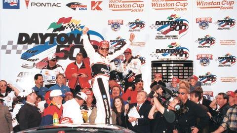 Dale Earnhardt: 34 wins