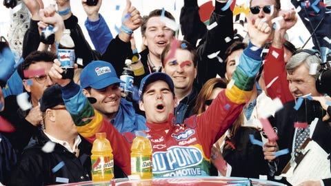 Jeff Gordon: 14