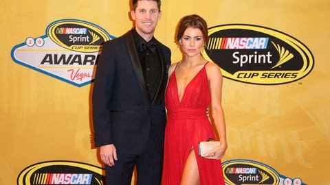 WAG of the Week: Jordan Fish, girlfriend of Denny Hamlin