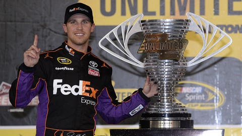 7. Does Denny dominate?