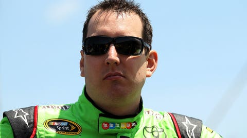 2. Can Kyle Busch stay out of harm's way?