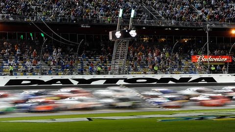 What wild card? Five drivers with a chance to win at Daytona
