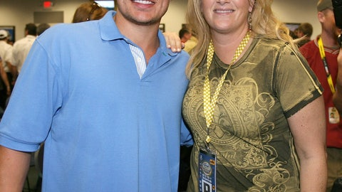 Nick Lachey and Trisha Yearwood
