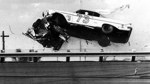 Lee Petty and Johnny Beauchamp: Daytona, 1961