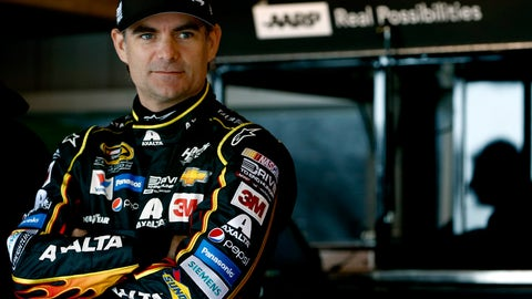 Jeff Gordon, C