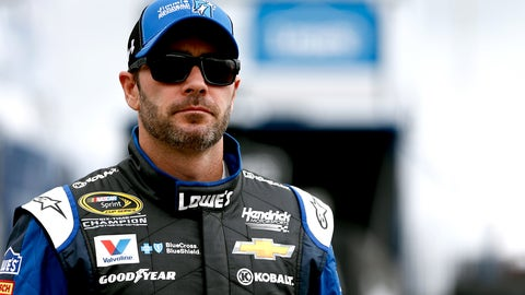 Jimmie Johnson, A