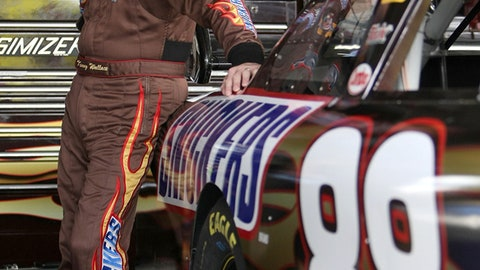 What a ride: Kenny Wallace set to make final NASCAR start at Iowa