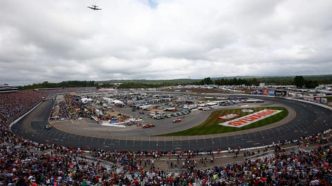 The contenders: 5 with a shot to win at Loudon