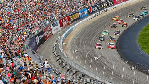 9. Challenger Round finale at Dover
