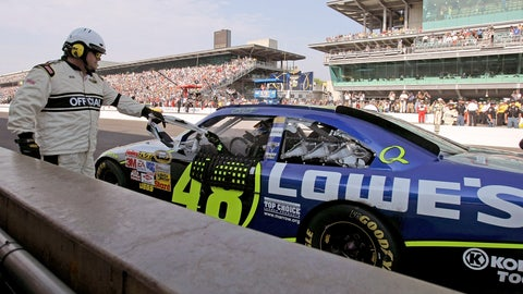 2008, Jimmie Johnson