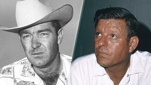 Curtis Turner and Bud Moore