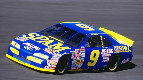 Lake Speed and Michael Waltrip