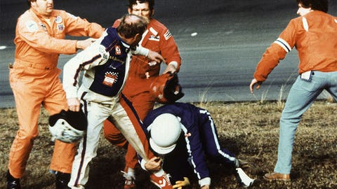 Cale Yarborough and the Allisons