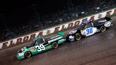 Photos: 2 years of truck racing at Eldora Speedway