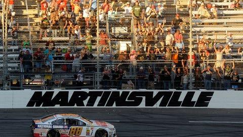 Martinsville Speedway, 2011-14