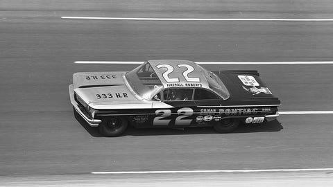 Daytona International Speedway, 1960-62