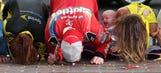 Kissing the bricks: Kyle Busch's wild, wonderful weekend at Indy