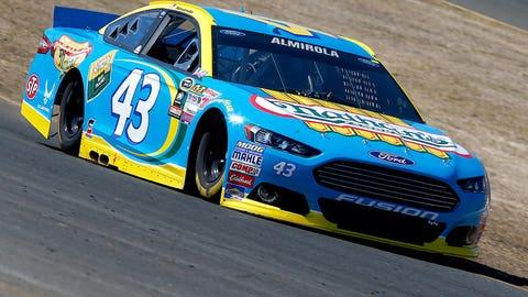Aric Almirola, last win 48 races ago