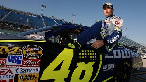 Jimmie Johnson, 4
