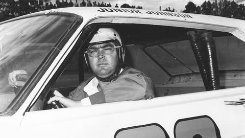 Junior Johnson, 3