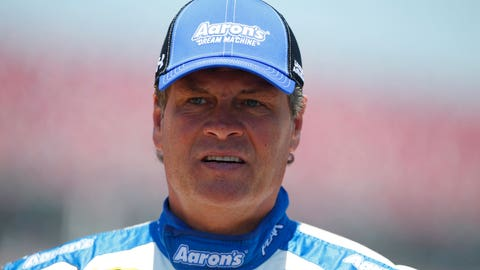 15. Michael Waltrip