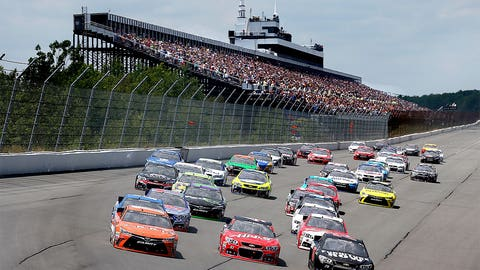 The contenders: 5 drivers who can win at Pocono