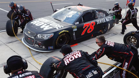 In pictures: Martin Truex Jr.'s 2015 season to date