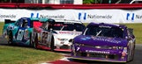 Bump and run: Regan Smith taps Tagliani out of way for XFINITY win