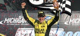 Sprint Cup race results from Pure Michigan 400 at MIS