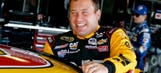 Ryan Newman's steady approach has him sitting pretty in points