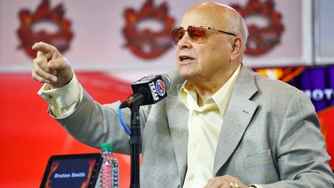 Bruton Smith, Class of 2016
