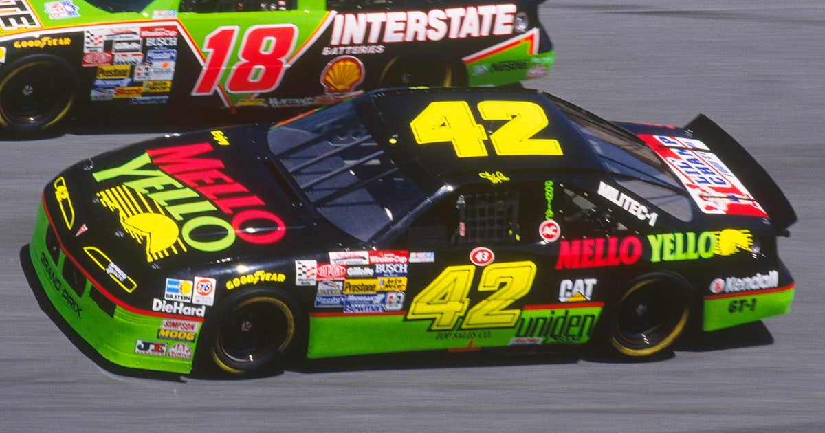 From Hollywood To Victory Lane Mello Yello Broke The Mold