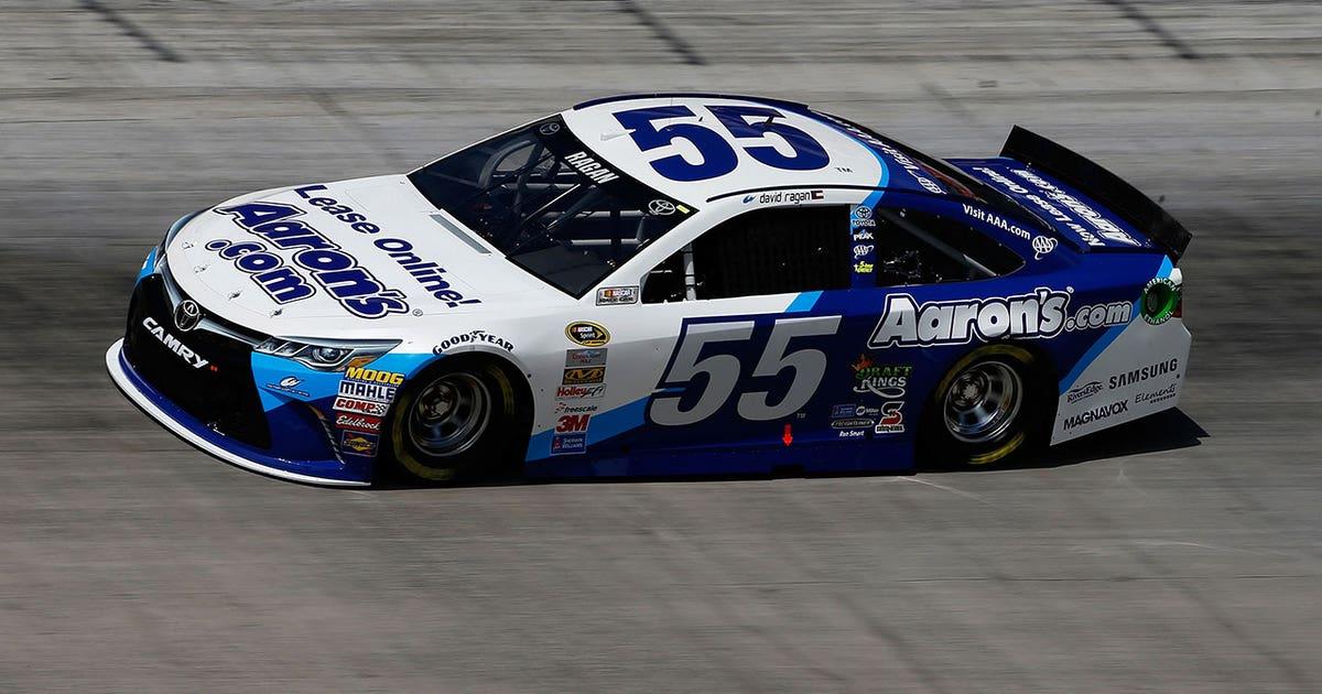 Aarons Will Not Sponsor A Car In Nascar In 2016 Fox Sports